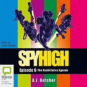 Amazon.com: Spy High: The Annihilation Agenda, Episode 6