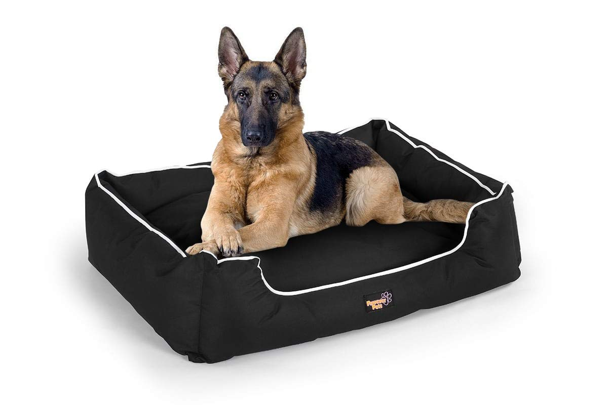 New Pawever Dog Bed Heavy Duty Waterproof Small Medium Dog Supplies