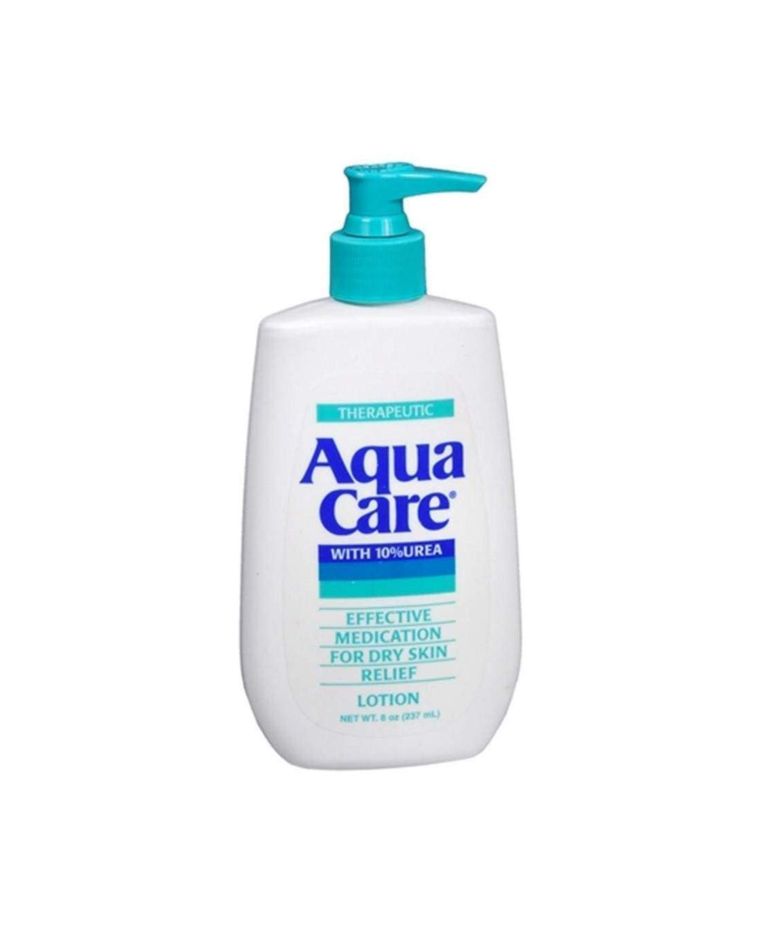 Aqua Care Lotion for Dry Skin, with 10 Percent Urea - 8 fl oz