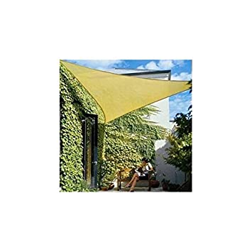 TANG Sunshades Depot 16 x20 Sun Shade Sail Rectangle Permeable Canopy Brown Coffee Custom Commercial Standard 180 GSM HDPE