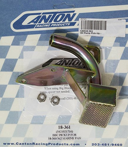 Canton Racing Products 18-361 Marine Oil Pump Pick-up