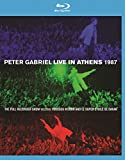 Peter Gabriel - Live in Athens  (+ DVD) [Blu-ray]