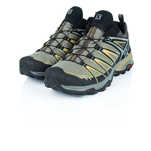 Salomon Ultra Gtx Senderismo De Para Hombre Zapatillas 3 Verde X UUAwxrH