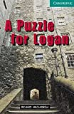 img - for A Puzzle for Logan Level 3 Book with Audio CDs (2) Pack (Cambridge English Readers) book / textbook / text book