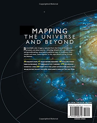 Space Atlas Mapping The Universe And Beyond Amazon James