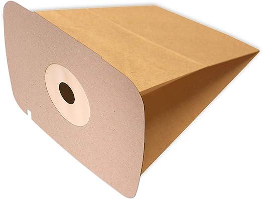 20 Bolsas de aspiradora E 16 (de) de papel de filtro Clean apta para ELEKTROLUX D 820, Eléctrico Lux 1, Electrolux Lux Royal 1, Eléctrico – D 820, D 820, Lux Lux 1: Amazon.es: Hogar