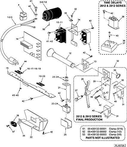 Amazon Com Hobart 00 070487 00026 Hobart Capacitormotor Start 00
