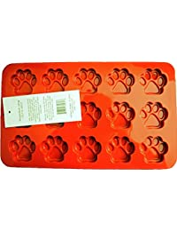 Acquisition K9 Cakery Paw Silicone Cake Pan, 12.5 by 7.5-Inch online