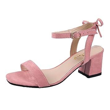 Damen Sandalen Schuhe,Schuh Sommerschuhe Bequeme Sandaletten Frauen Pumps Hoch Absatz Schuhe Offene Badesandalette Plateau Pumps Freizeit Elegante