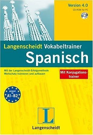 langenscheidt vokabeltrainer spanisch