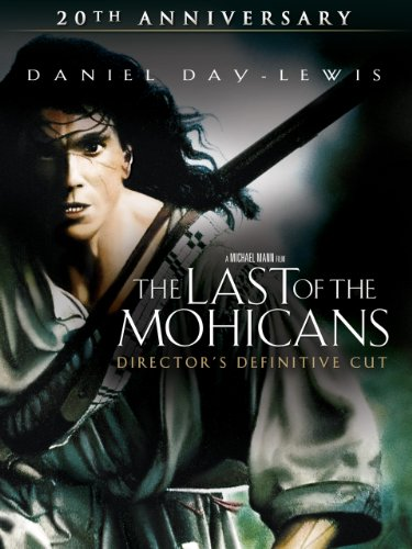 The Last of the Mohicans Director's Definitive Cut (Bad Hair Day Movie)