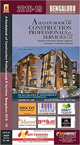 Amazon in: Buy Handybook of Construction Professionals & Services