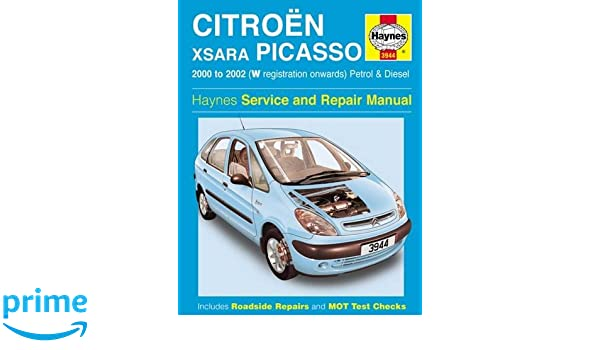 citroen xsara picasso haynes publishing 9781785210068 amazon com rh amazon com Citroen Xsara 2000 Citroen Xsara 1999
