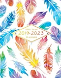 2019-2023 Five Year Planner: 60 Monthly Planner and Calendar 5 Year, Schedule Organizer Planner and Journal Notebook With Inspirational Quotes, 5 Year ... Year Calendar Planner / 5