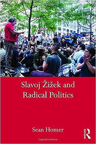 Book Slavoj Žižek and Radical Politics