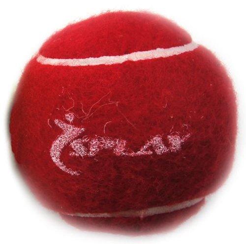/ Set rosso di 6 Splifica di tennis di cricket /