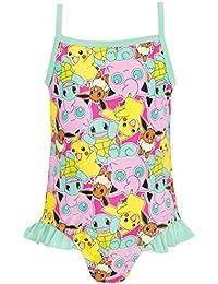 Girls' Pokemon Swimsuit