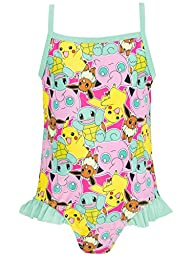 Pokemon Girls\' Pokemon Swimsuit 7