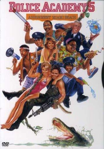 Police Academy 5 - Assignment Miami Beach
