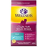 Cheap Wellness Complete Health Natural Dry Small Breed Dog Food, Salmon & Peas, 4-Pound Bag