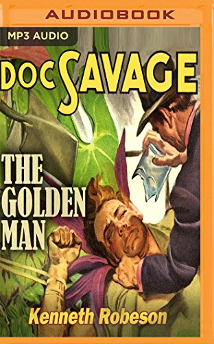 The Golden Man (Doc Savage)