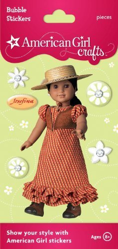 American Girl Crafts Bubble Stickers, Josefina Montoya by American Girl Crafts -