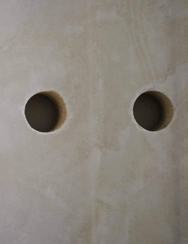 Set 6 6 8 8 10mm BINOTA Multi-functional Drill Bit Set for Tile Concrete Brick Glass Plastic Wood