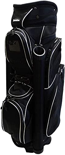 Revelation New Commander Cart Carry Golf Bag 9.5 14-Way Top – Choose Color
