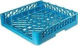 Carlisle RPC14 OptiClean Plate Cover Rack, Blue (Pack of 3)