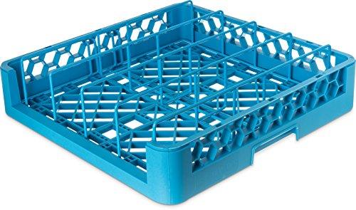 Carlisle RPC14 OptiClean Plate Cover Rack, Blue
