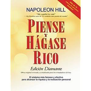 Piense y hágase rico de Napoleon Hill | Letras y Latte - Libros en español