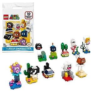 LEGO Super Mario Pack Personaggi della Serie, Giocattolo da Collezione, 1 Pezzo (Selezionato a Caso), 71361 LEGO