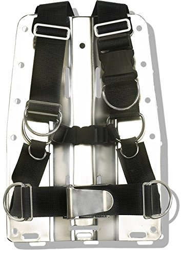 Dive Rite Harness - For Backplate - Deluxe W/qr ()