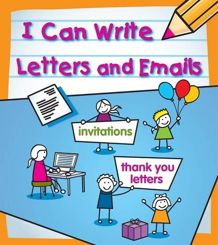 Letters and Emails (Young Explorer. Book Band Level Turquoise) PDF