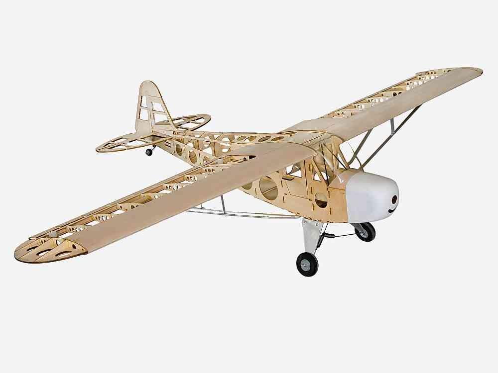 Simprop Piper J-3 Cub, Holzbausatz, SPW. 180cm 0300942