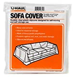 U-Haul Moving & Storage Sofa Cover (Fits Sofas up to 8' Long) - 134' x 42'