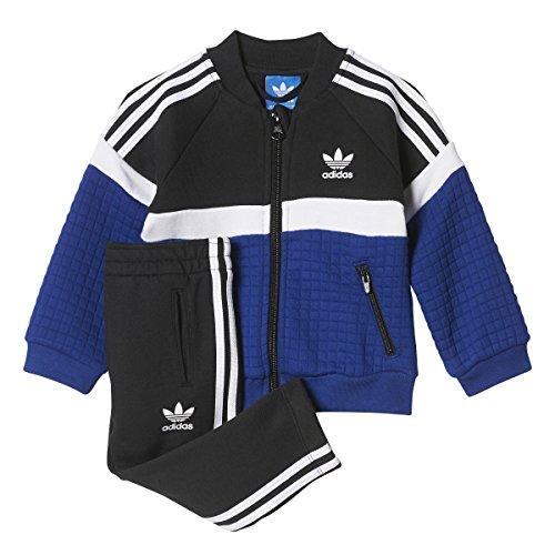 Infants Originals Infants Trefoil Fleece SST Track Suit (9M)
