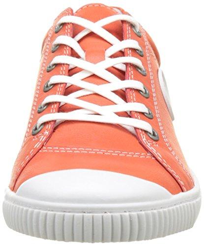 Pataugas Damen Bohem/N Flach Orange (korallenfarben)