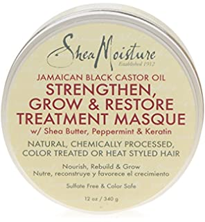 Amazon.com : SheaMoisture 15 oz 100% Extra Virgin Coconut Oil : Beauty