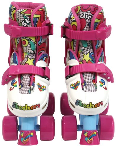 Skechers Adjustable Quad Roller Skate