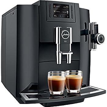 Amazon.com: Jura E8, cafetera automática/má ...