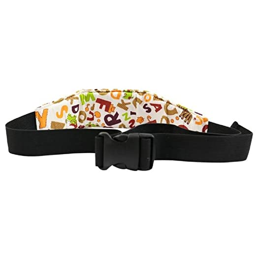 Cinturón de Seguridad de Coche para Niños Sujetadores de Cabeza para Bebés Soporte de Cabeza del Cochecito saisiyiky (A): Amazon.es: Coche y moto