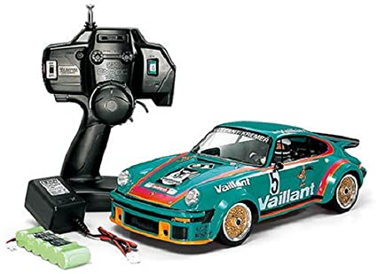 Image Unavailable. Image not available for. Color: TamTech Porsche Turbo 934 RTR TAM56706 by tamiya