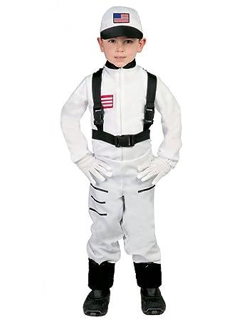 Guirca Rudy Disfraz Astronauta, Color Blanco, 5 – 6 años, 82766