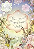 Flower Fairies Sparkly Sticker Book: Flower Fairies Friends: Solve the Puzzles with the Sparkly Stickers