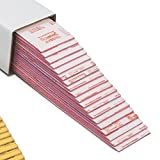 Castaldo No Shrink Pink 5 Lb. Mold Rubber Strips