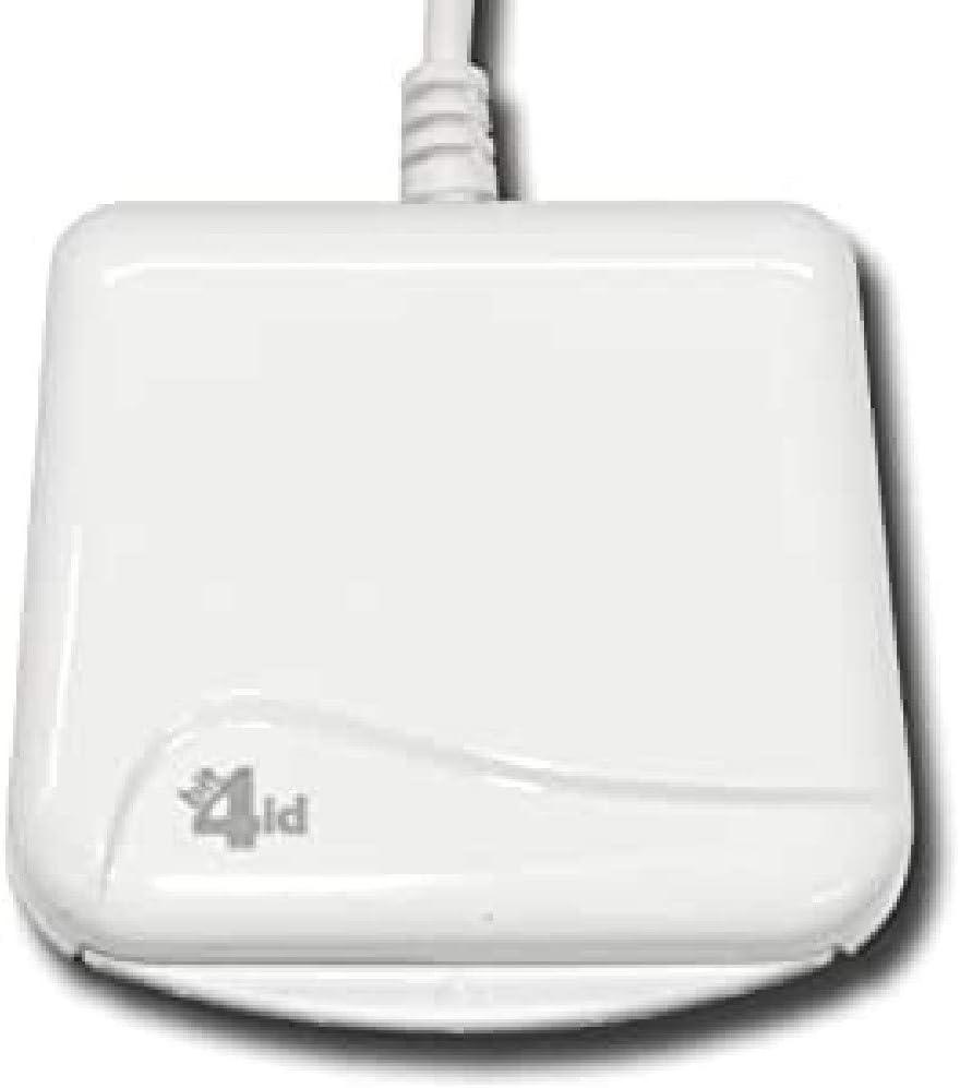 Bit4id MINI Lector EVO - Lector de DNI Electronico. Lector grabador universal de tarjeta inteligente