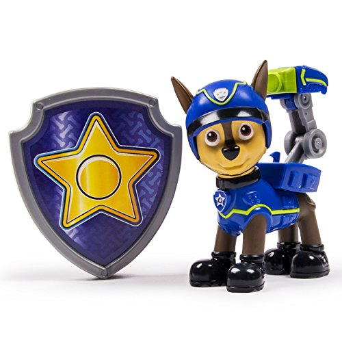 Paw Patrol Action Pack Pup & Badge Spy Chase (Spy Badge)