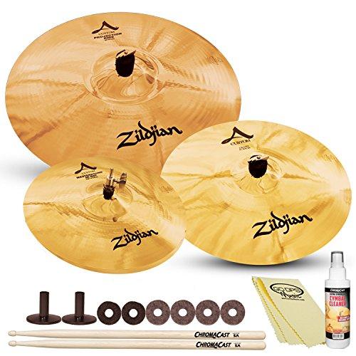 zildjian a custom pack - 9