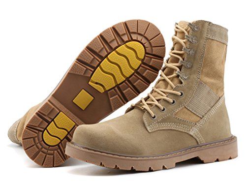 TDA Boys Men s Lace-up Fashion Suede Leather Outdoor Slip Resistant Chukka  Martin Boots  Amazon.ca  Shoes   Handbags f21bfc22cbdf3